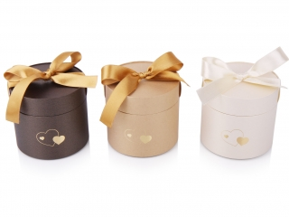 paper tube packaging with ribbon 02