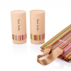 paper tube packaging for luxury textile 2