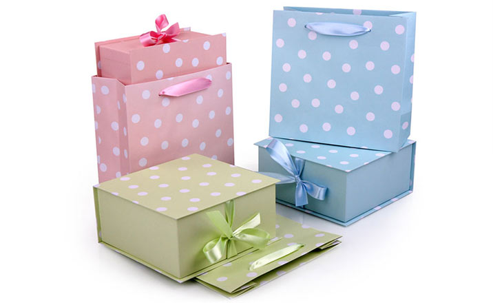 Luxury packaging - Box for Baby Accessories 03