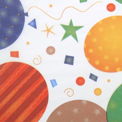 Luxury packaging - Festive baloons