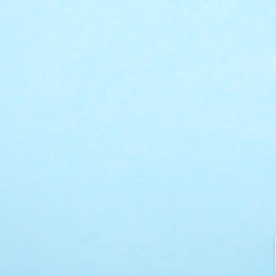 Luxury packaging - Sky blue