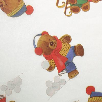 Luxury packaging - Snow bears