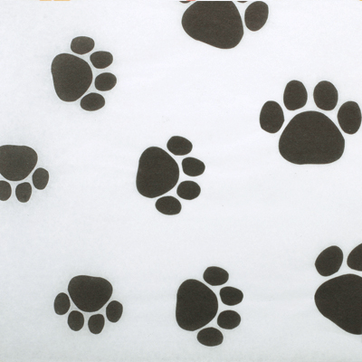 Luxury packaging - Puppy paws
