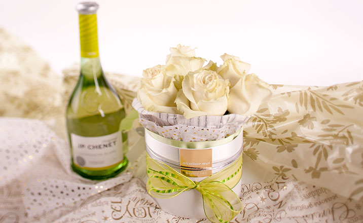 Luxury packaging - Box for Roses 1