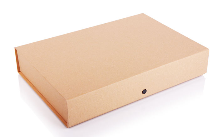 Luxury packaging - Box for Books 02