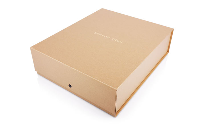 Luxury packaging - Box for Luxury Catalogs 04