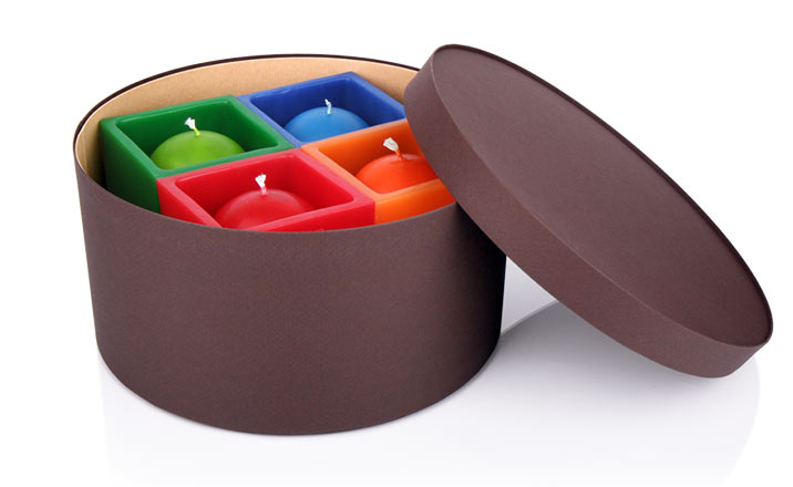 Box for Candles 03