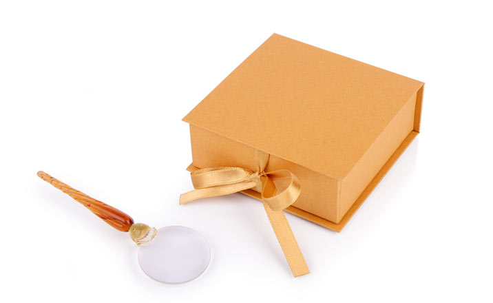 Luxury packaging - Box for Porcelain 07