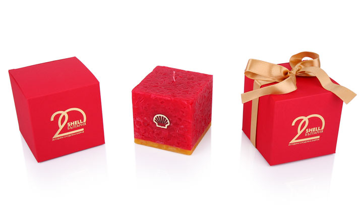 Luxury packaging - Box for Candles 15