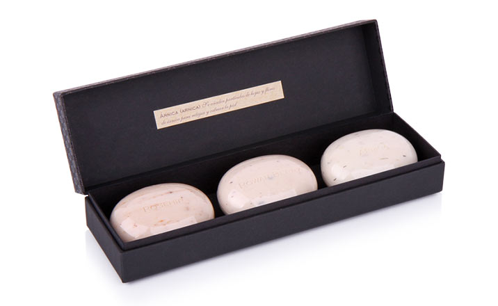 Luxury packaging - Box for Soaps 05