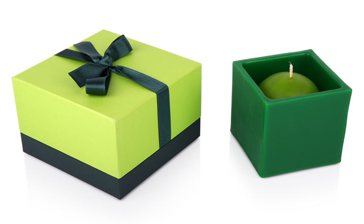 Luxury packaging - Box for candles 08