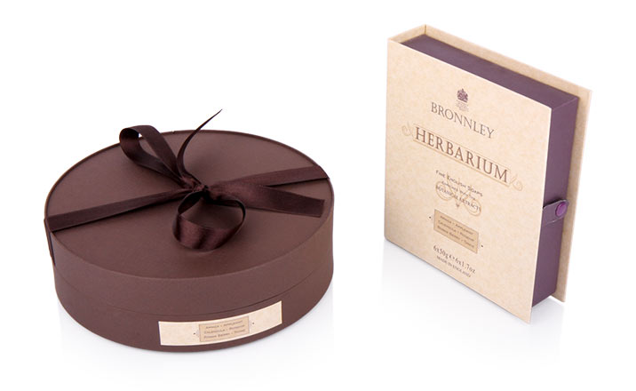 Luxury packaging - Box for Soaps 02