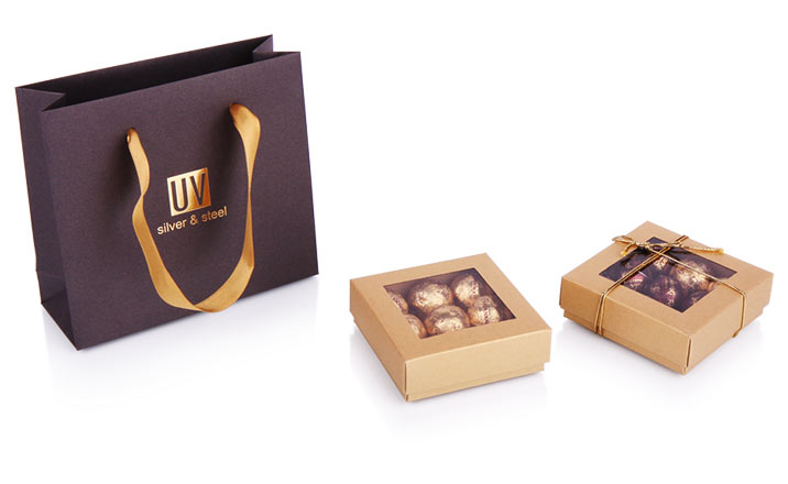 Luxury packaging - Box for Chocolate Sweets 14