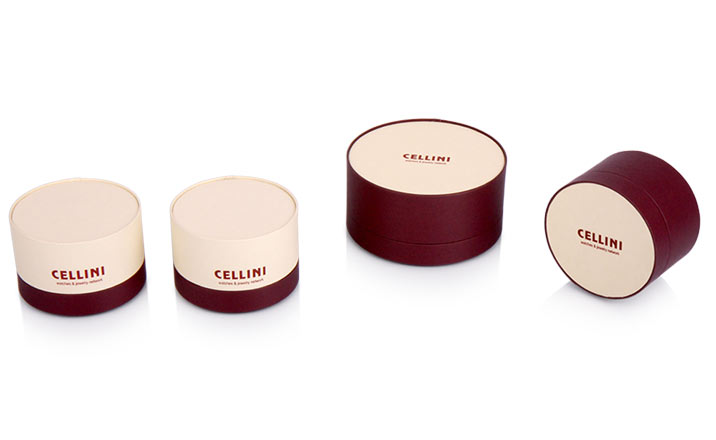 Luxury packaging - Paper Tube for Jewelry and Watches 03
