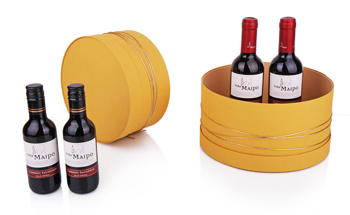 Luxury packaging - Box for Bottles 05