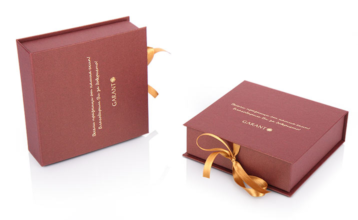 Luxury packaging - Box for Gifts 06