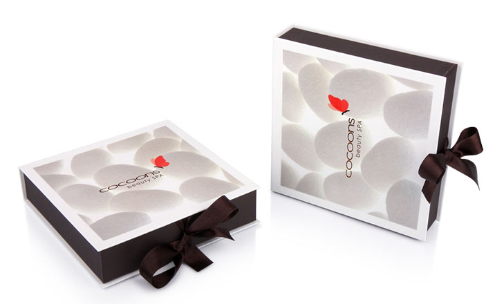 Luxury packaging - Box for Hotels and Spa 01