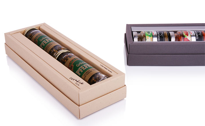 Luxury packaging - Box for Bottles 06