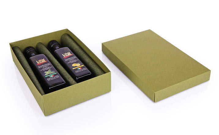 Luxury packaging - Box for Bottles 08
