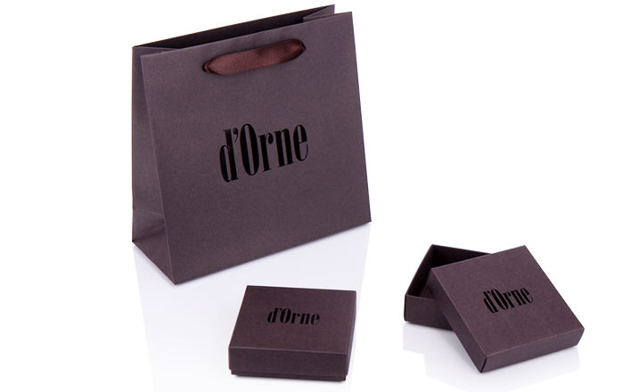 Luxury packaging - Box for Jewelry 06