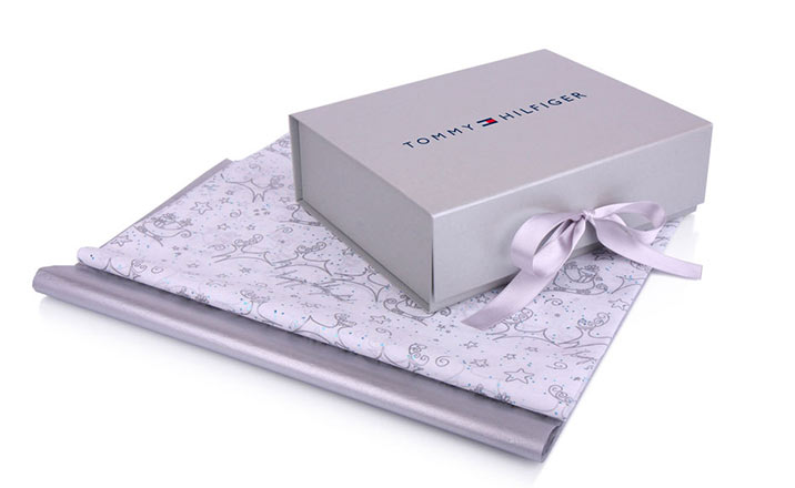 Luxury packaging - Box for Textiles 08