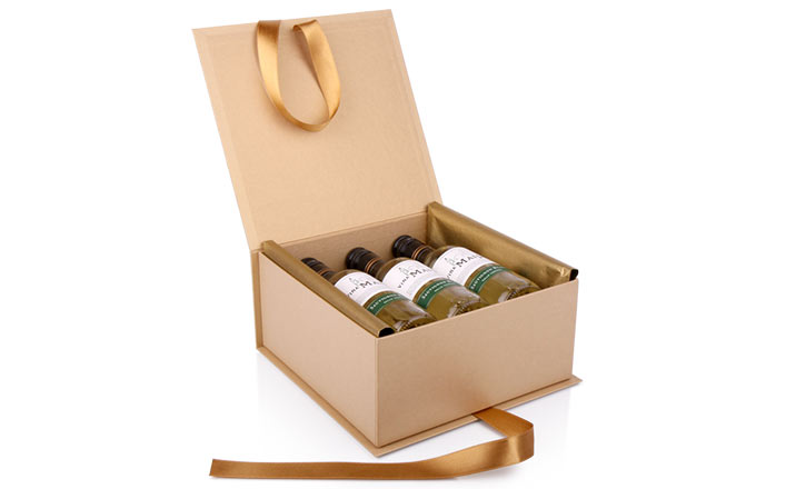 Luxury packaging - Box for Bottles 35