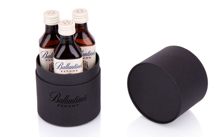 Luxury packaging - Paper Tubes for Bottles 10
