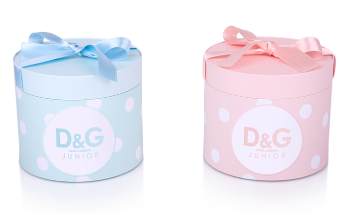 Luxury packaging - Box for Baby Accessories 01