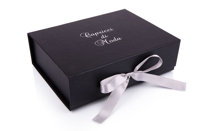 Luxury packaging - Box for Textiles 04
