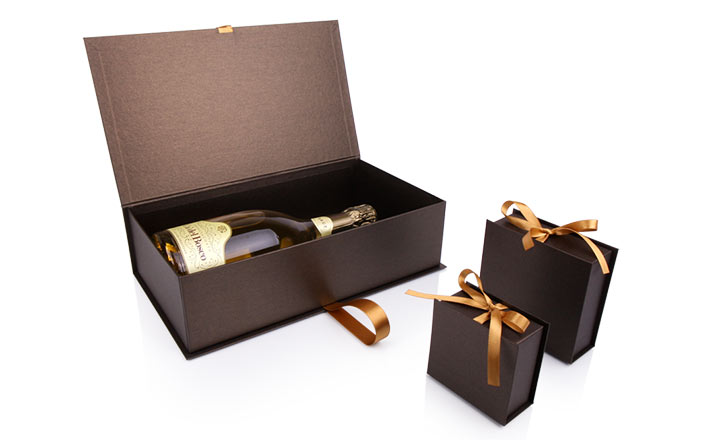 Luxury packaging - Box for Gourmet 03