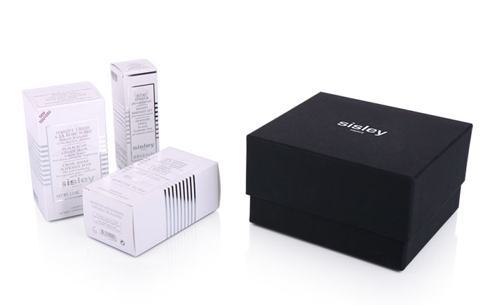 Luxury packaging - Box for Cosmetics 04