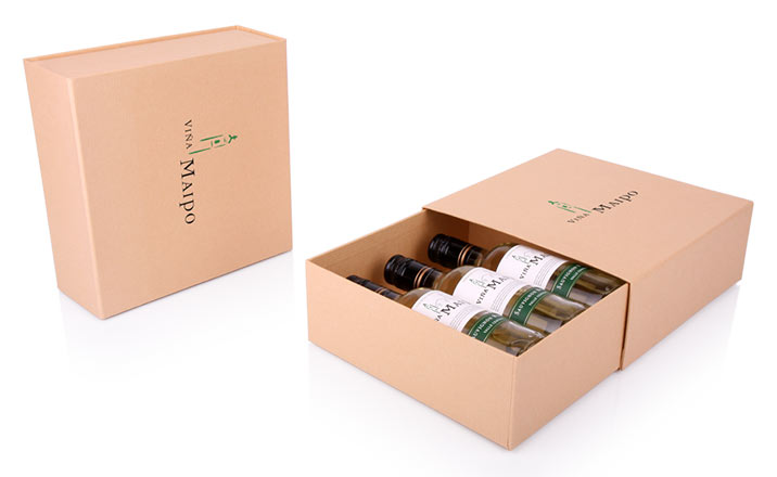 Luxury packaging - Кутия за бутилки 36