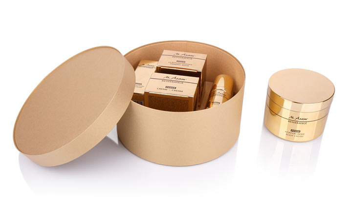 Luxury packaging - Box for Cosmetics 05