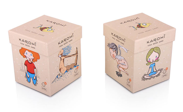 Luxury packaging - Box for Baby accessories 04