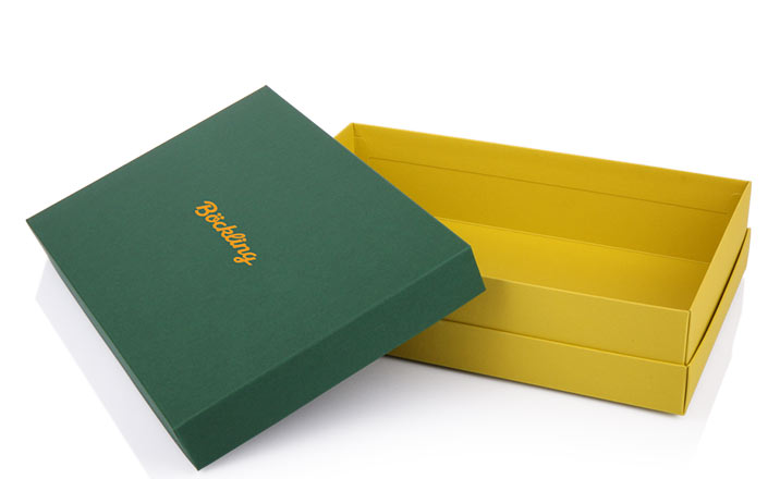 Luxury packaging - Box for Porcelain 09