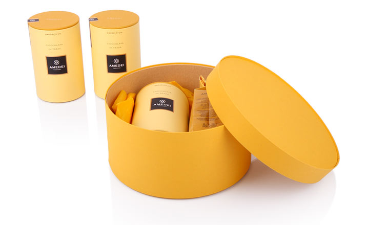 Luxury packaging - Кутия за бонбони и шоколад 44