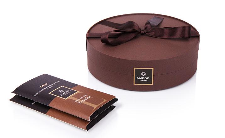 Luxury packaging - Кутия за бонбони и шоколад 45