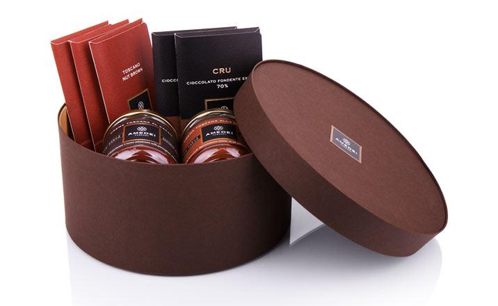 Luxury packaging - Кутия за бонбони и шоколад 46