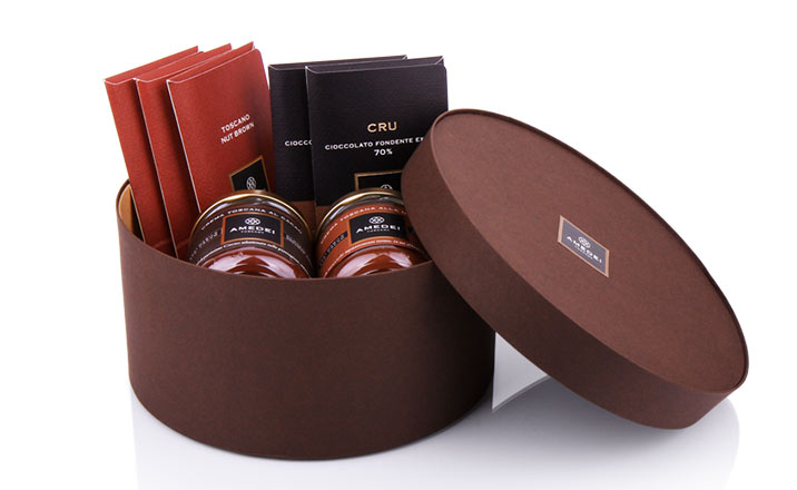Luxury packaging - Box for Gourmet 10