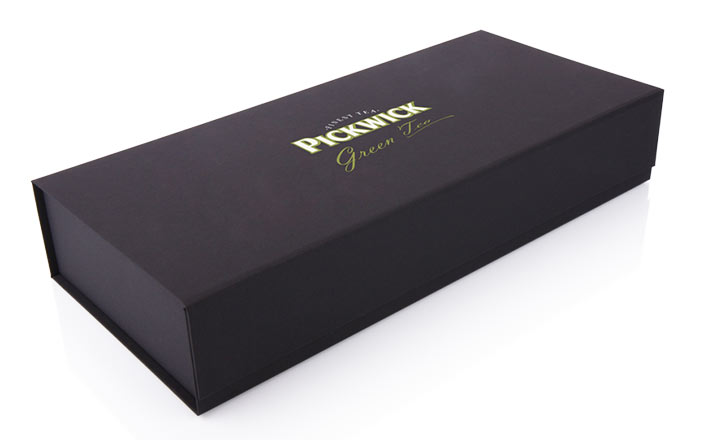 Luxury packaging - Box for Gourmet 11