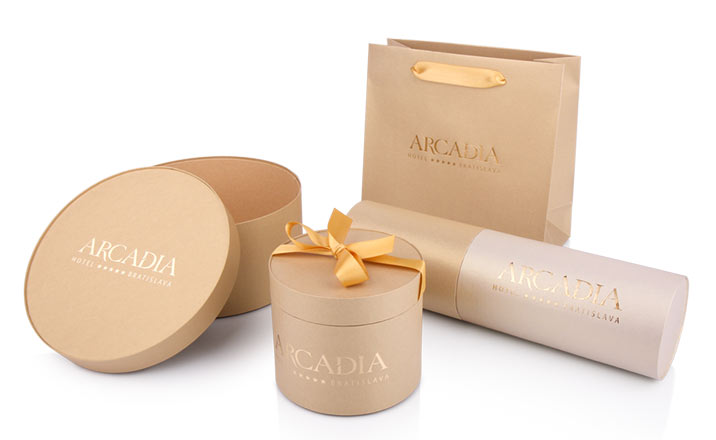 Luxury packaging - Box for Hotels and Spa 18