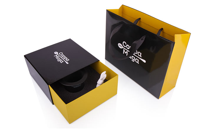 Luxury packaging - Box for Porcelain 10