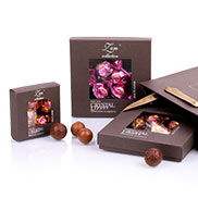 Box for Chocolate Sweets 27