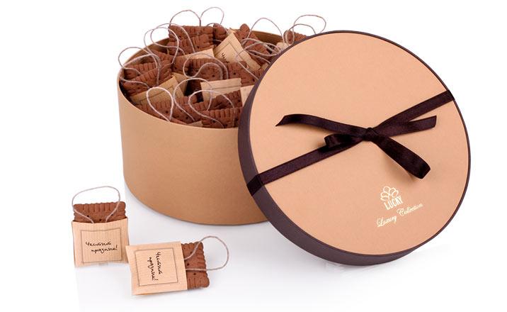 Luxury packaging - Кутия за бонбони и шоколад 31