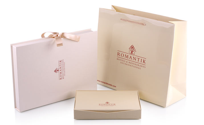 Luxury packaging - Box for Hotels and Spa 03