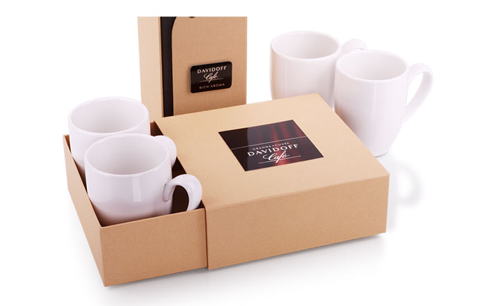 Luxury packaging - Box for Porcelain 04