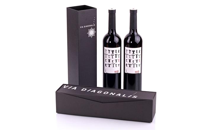Luxury packaging - Box for Bottles 15