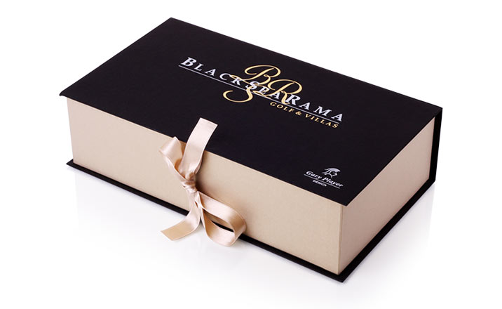 Luxury packaging - Box for Hotels and Spa 06