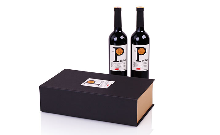 Luxury packaging - Box for Bottles 18