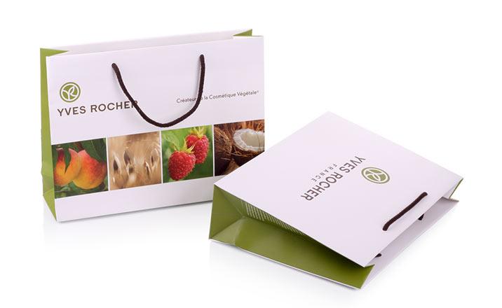 Luxury packaging - Advertisement Bags 01
